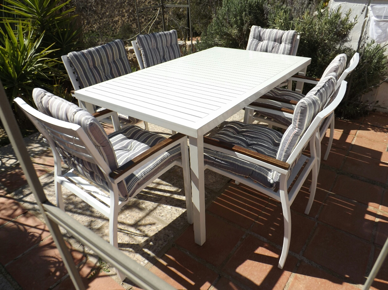 For Sale Garden Table And Six Chairs Buy And Sell Items In Camposol Camp