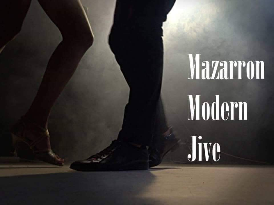 Modern Jive (ceroc) dance classes starting at Mariano's Campolsol tonight 29th october