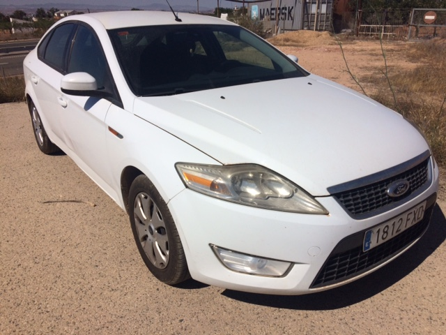 For sale: Spanish registered FORD MONDEO TDI - DIESEL - 2007