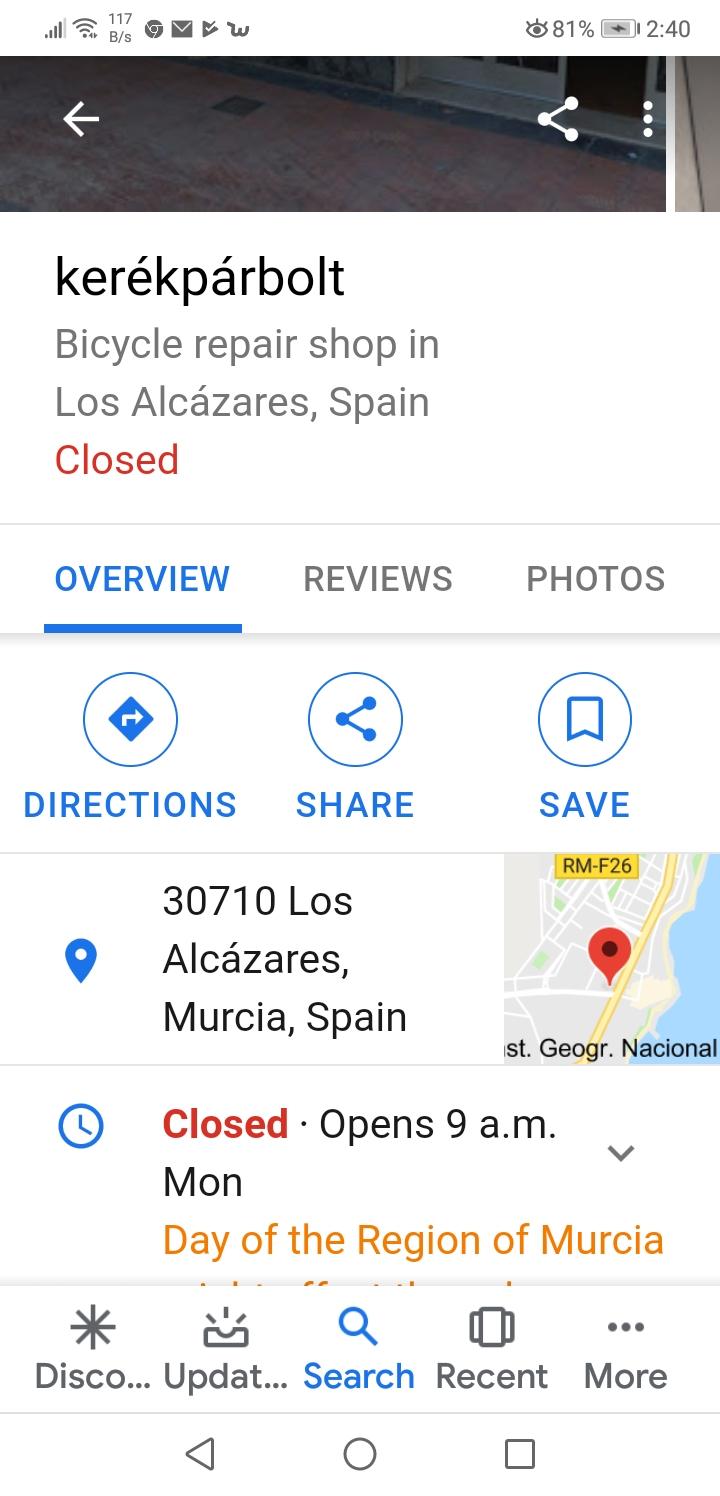 Wanted: Bike - Buy and sell items in Los Alcázares - Los Alcázares