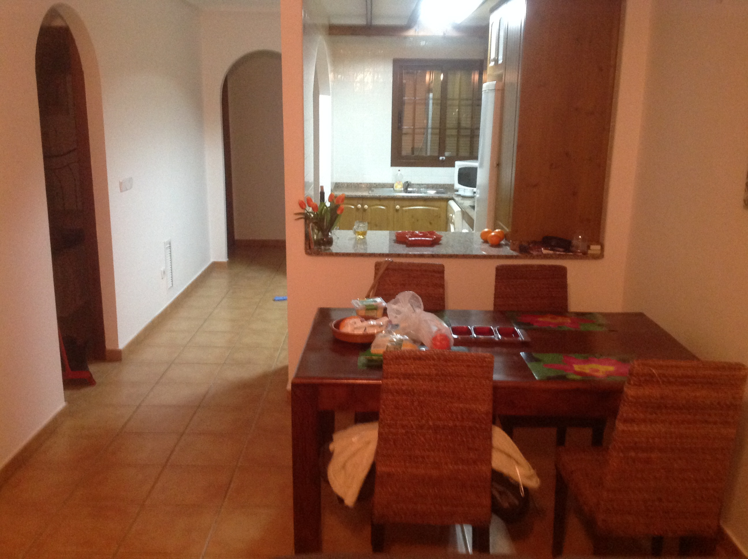Long term rental: 2 bedroom 2 bathrooms in senorio de roda