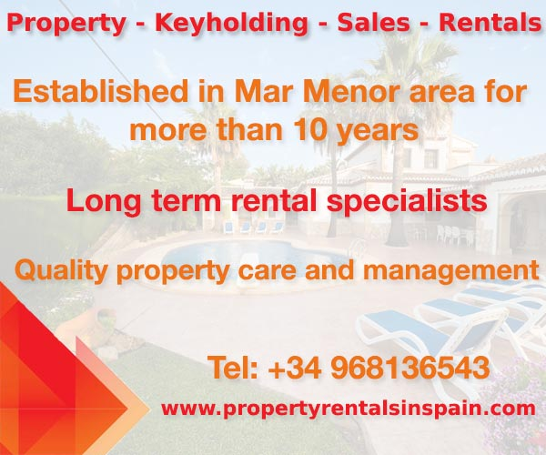 Property Sales Mar Menor