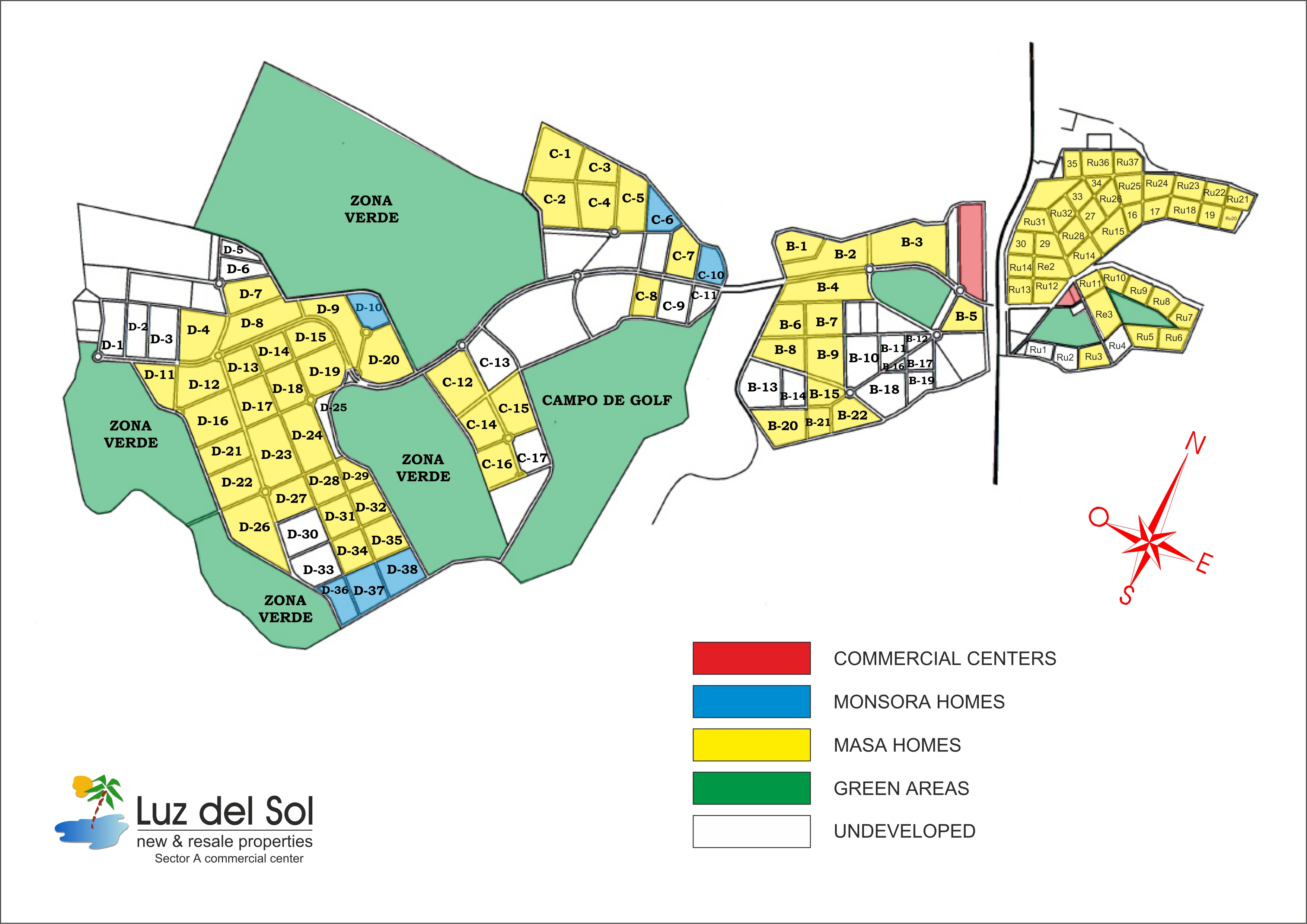 Image result for camposol sector map