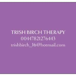 Trish Birch Therapy in Sucina