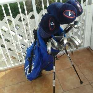 For sale: golf clubs - €140