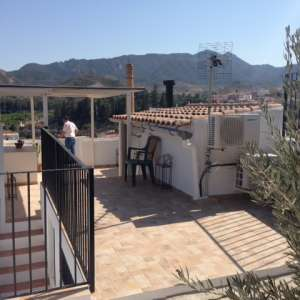 Town House in Ricote Valley with amazing views over Blanca