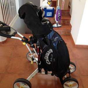 SOLD Golf Clubs - €100