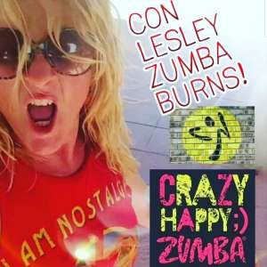 ZUMBA with Lesley Burns
