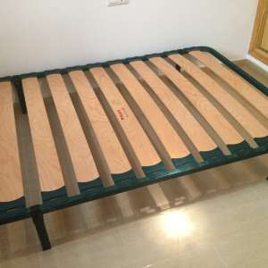 Somier Flex Bodyclasic.For Sale Double Bed Base Buy And Sell Items In Los Alcazares