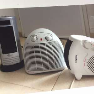For sale: Heaters