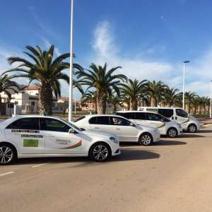 Shuttle Service Transfers Costa Calida & Costa Blanca Taxibooking alc/mjv