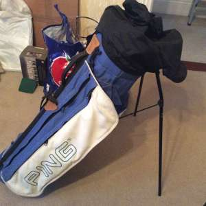 For sale: Ping Stand Bag - €25