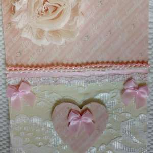 For sale: Beautiful handmade greeting cards, memory books, photo albums and scrapbooks