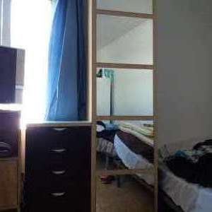 For sale: Mirrored Bedroom / hall unit with wardrobe space. - €50