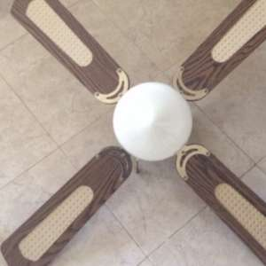 Wanted: Ceiling fan light