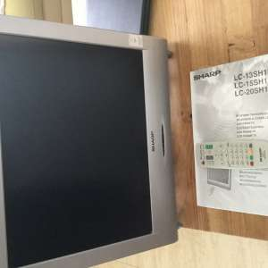 For sale: 20 inch flat screen  sharp tv - €40