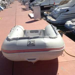 For sale: Cabesto RIB/ Tender 2 years old, hardly used, rigid hull, 2.40m. - €550
