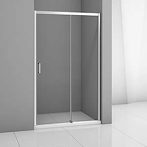 For sale: Shower screen 90-100 cm - N E W   - 50% - €90