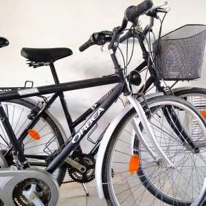 For sale: Two adult city bikes for sale