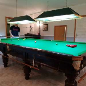 For sale: Snooker table - €600